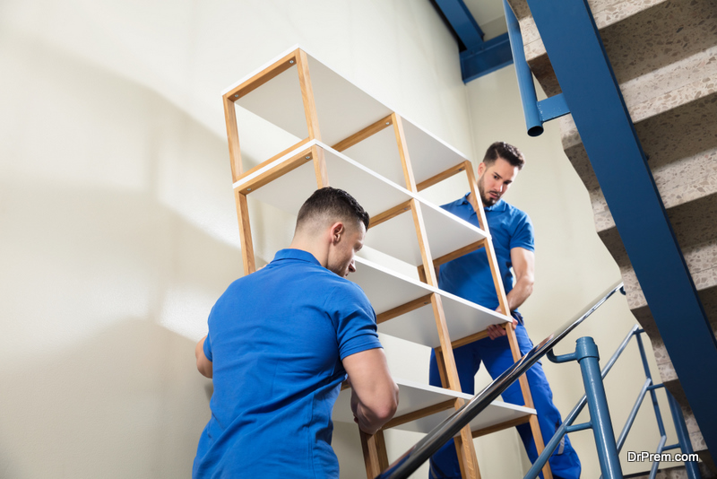 experienced  Removalists