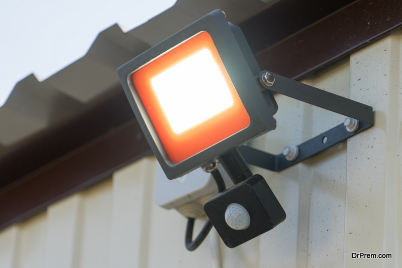 Benefits of Outdoor LED Lightings