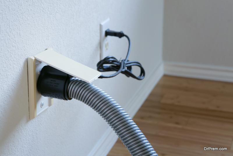 Ducted Vacuum Cleaner