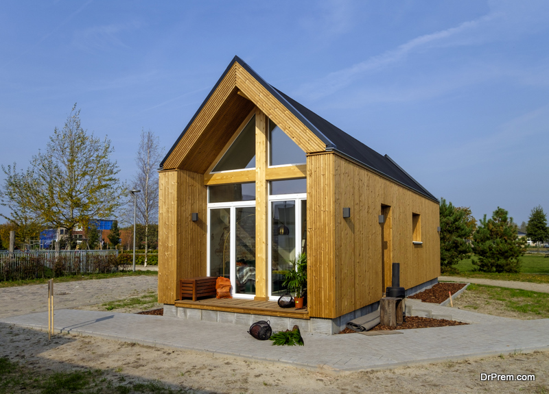 Move to a Tiny House