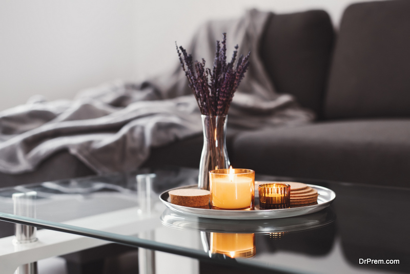 incorporating scents into your home
