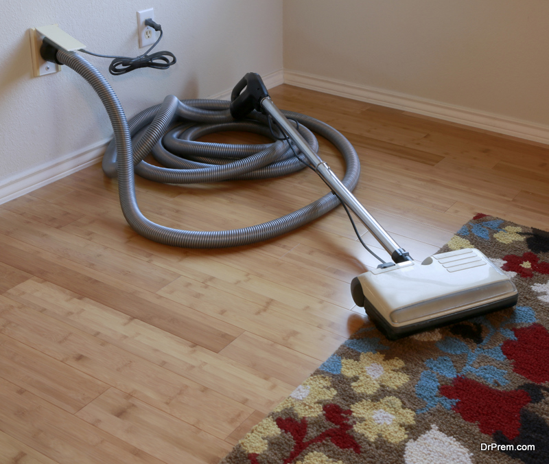 residential central vacuum system