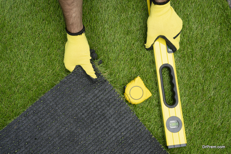 Homeowner Should Know About Artificial Grass