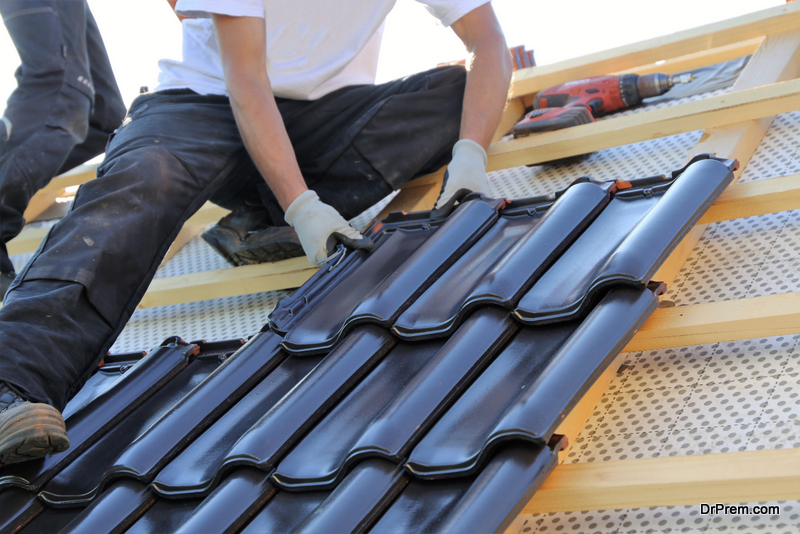 Replacing Your Old Roof