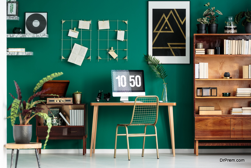 Creating the Ideal Home Office